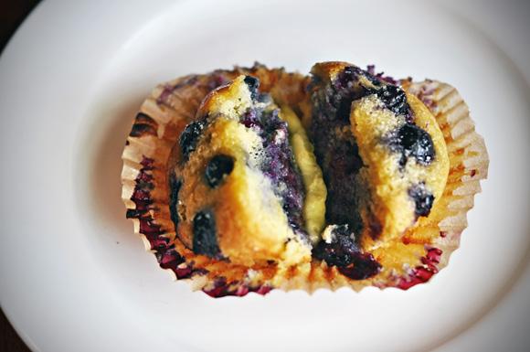Honey Coconut Blueberry Bran Muffins Recipe — Dishmaps
